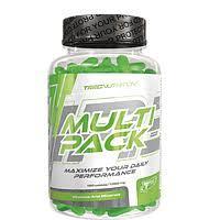 Комплекс витаминов и микроэлементов Multi Pack (120 табл.) Trec Nutrition