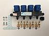 Газовые форсунки Tomasetto IT01 Plus на 4 цилиндра 2 Ом