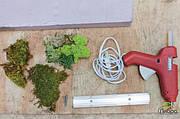 Стабилизированный мох своими руками! Какие есть способы установки мха.
