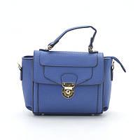 Клатч женский F1028 blue