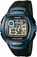 Часы наручные мужские CASIO Standard Digital арт. W-210-1BVEF