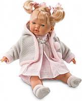 Llorens - кукла младенец девочка Roberta, 33 см