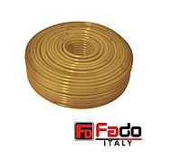 Труба 16*2.0 PEX-A с кислородным барьером 120 м FADO Италия