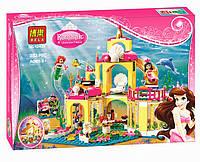 """Конструктор Bela 10436 (аналог Lego Disney Princess 41063) """"Подводный дворец Ариэль"""""""