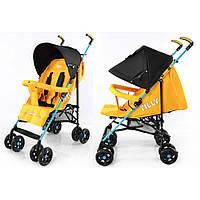 Коляска-трость TILLY Smart SB-0007 Yellow