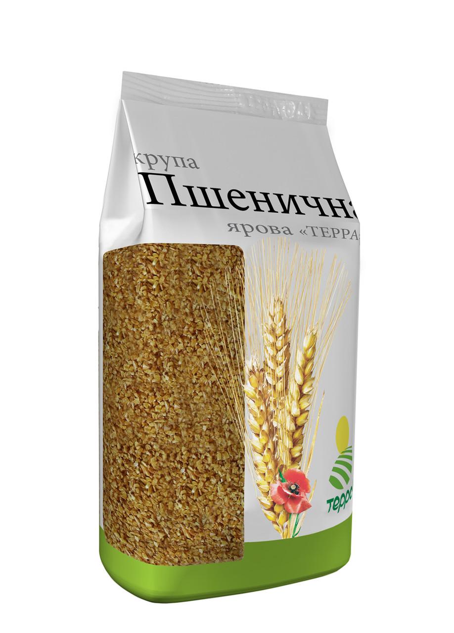 """Крупа пшеничная яровая 700г """"Терра"""""""