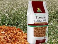 """Хлопья  Гречневые """"ТЕРРА"""" 400г"""