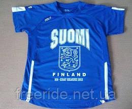 Детская футбольная футболка SUOMI (6/8), фото 3