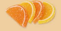 """Мармелад """"Родина"""" Лимонные-Апельсиновые дольки 2кг"""
