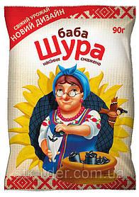 """Насіння соняшника смажене """"Баба Шура"""" 50г"""