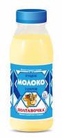 Молоко сгущённое Полтавочка (бутылка) 380г/15шт