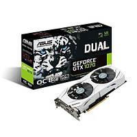 Видеокарта ASUS GeForce GTX 1070 DUAL OC 8GB DDR5