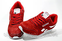Женские кроссовки в стиле Reebok Classic Leather, Red (Med Diamond), фото 3
