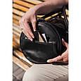Кожаная спортивная дорожная сумка Harper, фото 6