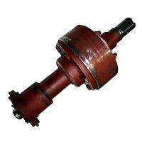 Вал привода разбрасывателя с муфтой в сб. МТТ-4, ПС-45, ПС-60