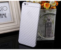 Защитная карбоновая пленка для iPhone 6/6s
