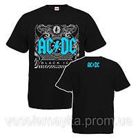 """Футболка """"AC/DC 3. Black Ice""""."""