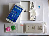 Смартфон Meizu M5s silver 3/16Gb + подарки