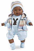 Llorens, кукла-пупс мальчик Sirham, 38 см