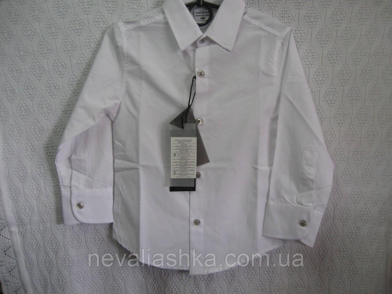 Сорочка для хлопчика р 6-7-8-9 рік