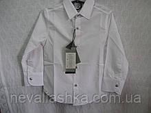Рубашка для мальчика р 6-7-8-9 год