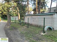 Забор из сварной сетки  Оригинал 3*4 2,5*2.00