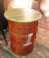 Бочка-стол