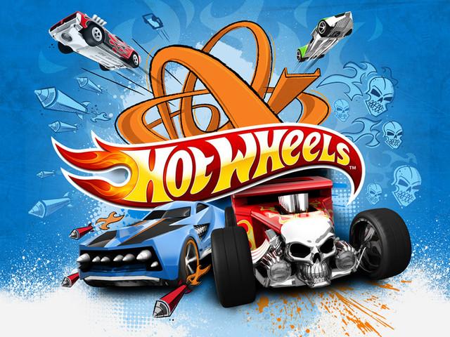 Треки, машинки, установки Hot Wheels™