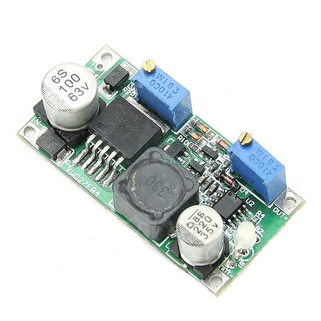 LM2596HVS стабилизатор регулируемый понижающий 5-57В - 1.25-30В, 0.2-3А