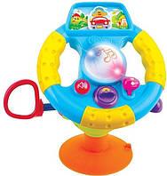 """Игрушка """"Забавный руль"""" (916), Huile Toys"""