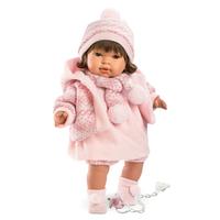 Llorens, кукла младенец девочка Carla, 42 см, фото 1