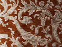 Шенилл Новатекс Версаль (Versal) brown 7926