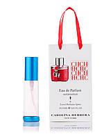 Женскиий парфюм в подарочной упаковке CH Carolina Herrera 35 мл