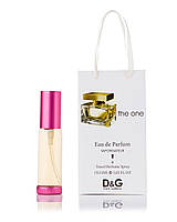 Женский парфюм в подарочной упаковке The One Dolce&Gabbana 35 мл