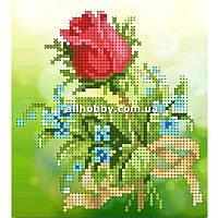Схема для вышивания бисером Роза БИС5-71 (А5) Габардин