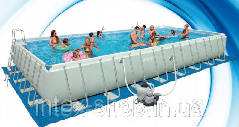Каркасный бассейн Intex 28372/26372 (975x488x132 см.)