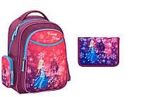 "Комплект школьный. Рюкзак ""Princess dream"" K17-511S, Пенал, ТМ  KITE"