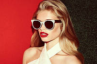 Круглые очки-модный тренд 2014 года