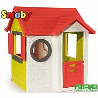 Детский игровой домик My House Smoby 810402