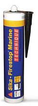 Вогнестійкий жорсткий силікатна герметик Sika Firestop Marine / 310мл