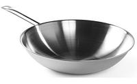 Сковорідка Вок Hendi 839003 Ø360x(H)90 мм.