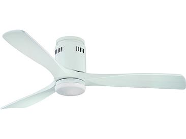 Стельовий вентилятор ZETA білий матовий