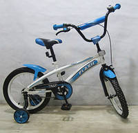 Детский Велосипед TILLY FLASH 16 д. T-21642 blue
