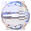 Хрустальные бусины Preciosa (Чехия) 6 мм Crystal AB