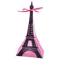 Бонбоньерка Париж Эйфелева башня 4.5х8х16см