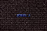 Мебельная ткань   рогожка  PRAGA  09 BROWN  (производитель Аппарель)