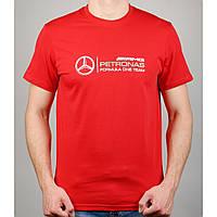 Мужская спортивная футболка Puma Mercedes