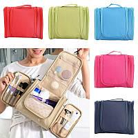 Большая косметичка, сумка, органайзер, несессер, кейс в отпуск, мужская, женская