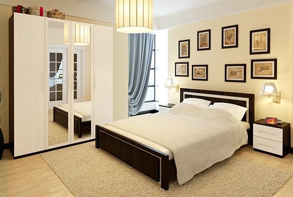 Индивидуальный подход к интерьеру спальни