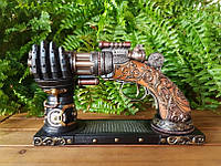 "Коллекционная статуэтка Veronese ""Пушка на подставке"" Стимпанк WU76840A4S"